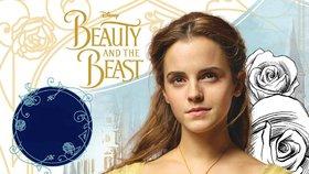 Plakáty k filmu Kráska a zvíře