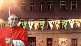 Kardinál Miloslav Vlk zemřel na rakovinu. Bylo mu 84 let.