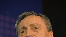 Sněm ANO: Ministr Stropnický, jeden ze čtyř řadových místopředsedů hnutí