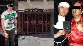 Tragický konec maškarní party v Sušici: Majitele klubu našli mrtvého