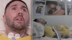 Šokující popis eutanazie: Slavný DJ Fabo si sám do žil vpustil smrtící koktejl