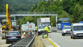 Ředitelství silnic a dálnic omezí v souvislosti s velikonočními svátky běžnou údržbu komunikací, která by si vyžádala snížení počtu jízdních pruhů.
