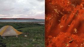 Objev vědců v Kanadě: Našli nejstarší známky života na Zemi?