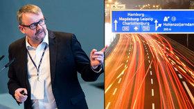 Ministr dopravy Dan Ťok: Žaloba na Německo kvůli poplatkům na dálnících by nemusela být rozumná