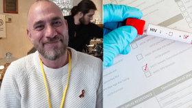 Židovský gay: Díky HIV jsem zdravější, říct to mámě byl nejhorší den v životě