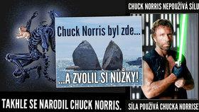 10 nejlepších vtipů o Chucku Norrisovi! Oslavte s ním jeho 77. narozeniny