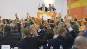 Systém vnitrostranického hlasování ČSSD napadla pražská část strany.