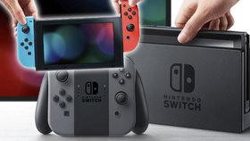 Test Nintendo Switch: Tohle je vážně nejoriginálnější konzole současnosti!