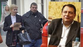 Paroubková měsíc po opuštění manžela: Bez ochranky ani ránu! Koho se tak bojí?