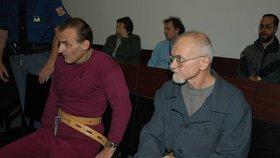 Josef Kott a Michael Kutílek se pokusili obnovit soudní řízení.