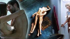 Nejodvážnější Bond girls všech dob: Tyhle herečky se nahých scén opravdu nebojí