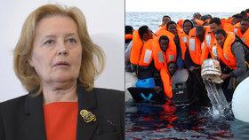 Magda Vášáryová se pozastavila i nad tématem migrační krize. Bude rezonovat prezidentskými volbami?