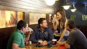 Český štamgast je tím nejnáročnějším hostem. Pozná i drobný rozdíl v kvalitě piva