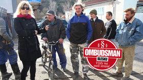 Pracují zadarmo, ale bojí se dát výpověď, aby nepřišli o všechno: Dělníkům radí ombudsman Blesku