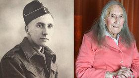 Z Petera je Patricie: Válečný veterán se v 90 letech rozhodl stát se ženou