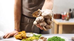 Tři zaručené způsoby, jak si doma vypěstovat pořádné hlívy