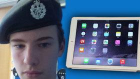 Chlapec (15) se oběsil, protože mu rodiče zabavili iPad