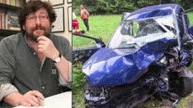 Nehoda sexuologa Weisse: Obvinili ho z usmrcení, sednout si může jít až na šest let!