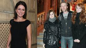 Langmajer o odchodu od manželky: Za Adélu jsem to pěkně schytal od dcer!