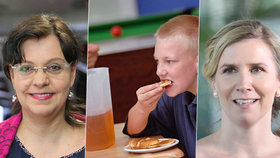 Chudí školáci poobědvají. Marksová: Některým chybí i základní návyky stolování