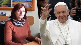 Jediná v Česku! Taťánu pokřtí sám papež: Dostala se mezi 11 vyvolených!