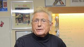 Režisér Jiří Menzel (79) po operaci mozku: Na JIP leží pod heslem!