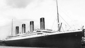 V Británii vydraží poslední dopis napsaný na Titaniku. Může stát víc než 2 miliony korun