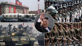 KLDR slaví 105. výročí narození vůdce Kim Ir-sena. Klíčovou postavou oslav je jeho vnuk Kim Čong-un.