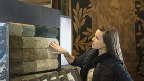 Jak vybrat vhodný koberec? Každý materiál má svá pro a proti
