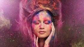 Jakou barvu má vaše aura? Naučte se ji vidět a číst v ní!