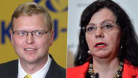 Vicepremiér Pavel Bělobrádek (KDU-ČSL) naštval vyjádřením o samoživitelkách i ministryni Michaelu Marksovou (ČSSD).