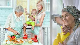 Babičky vědí všechno nejlépe: Jaké triky a rady byste měli znát?