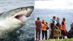 Milovník žraloků Adrien Dubosc zemřel po útoku paryby