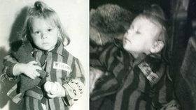 Po stopách dívky z koncentráku: Nové informace o záhadné fotce