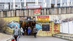 Pražské podchody hrůzy projdou proměnou. Jako první opraví ty pod magistrálou