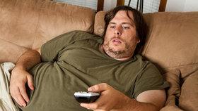 Rakovina spojená s obezitou v USA bují stále častěji. Jde o statisíce případů