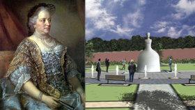 U Prašného mostu odhalí pomník Marii Terezii: V sobotu by oslavila 300. narozeniny