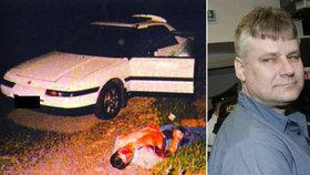 Mnozí věří, že skutečným vrahem byl policista Kronďák, ten se hájí: Kajínka jsem poprvé viděl až u soudu, na místě činu jsem nikdy nebyl!