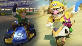 Mario Kart 8 Deluxe recenze: Ty nejzábavnější závody motokár pod sluncem