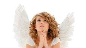 Který anděl nad vámi drží ochrannou ruku? Přivolejte si v nesnázích toho pravého