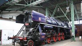 Navštivte největší sbírku parních mašin v Chomutově! Otevřena bude až do září