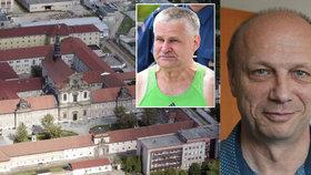 Kaplan Pavel Zvolánek promluvil o valdické věznici.