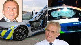 Náhradník za Forejta: Šéfem protokolu je Zemanův muž z BMW Kruliš