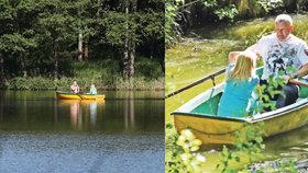 Kajínek si už 11 dní užívá svobody. Chodí s přítelkyní Magdou na lodičky, nebo si zaplavat.