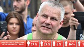 Exkluzivní průzkum pro Blesk: Milost Kajínkovi. Jak moc rozdělila Čechy?