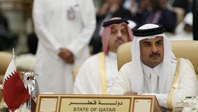 Konec styků s Íránem i Tureckem. Katar dostal tvrdé požadavky od Saudů