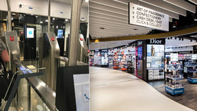 Největší duty free shop, automatické brány nebo o milion víc lidí: Tohle vás čeká na letišti
