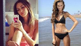 Eliška Bučková se vrací do posilovny: Když chci jíst buchty, musím makat