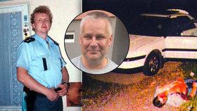 Jako první přijel na místo, kde prý Jiří Kajínek v květnu 1993 zabil dva muže a třetího zranil. Letos v lednu spáchal sebevraždu, kteří ale mnozí považují za vraždu.