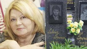 Věra Špinarová (†65) se dočkala: Tři měsíce po smrti má hrob!